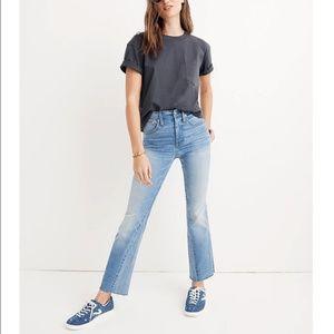 Madewell Cali-Demi Bootcut Jeans